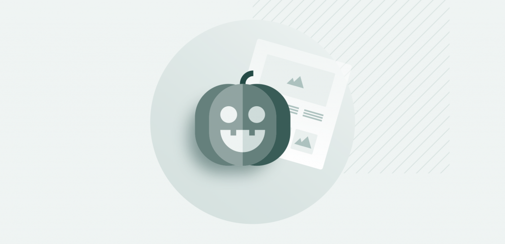 content marketing: trick or treat